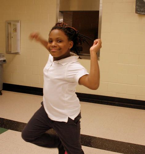 111/365 - Brianna Dancing