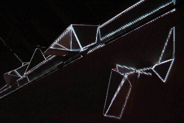 mayersun . KRK . interactive light sculpture . krakow . 2013