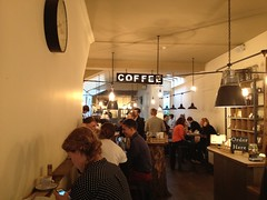 TAP Coffee, London