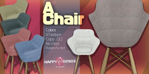 [HD]A Chair-Colors-