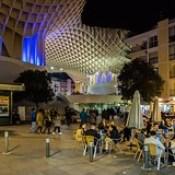 Seville Jan 2016 (12) 446 - Around and about the Metropol Parasol in Plaza de la Encarnacion