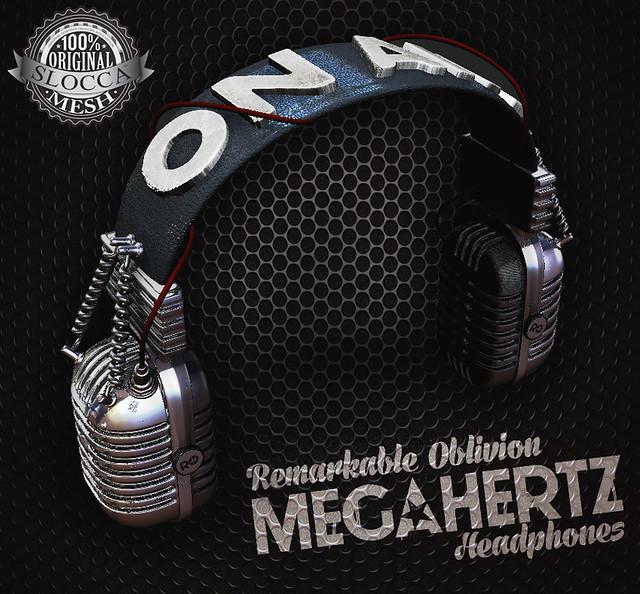Megahertz Headphones NEW (Exclusive)