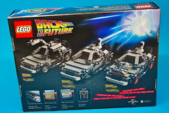 LEGO Back to the Future DeLorean (14)