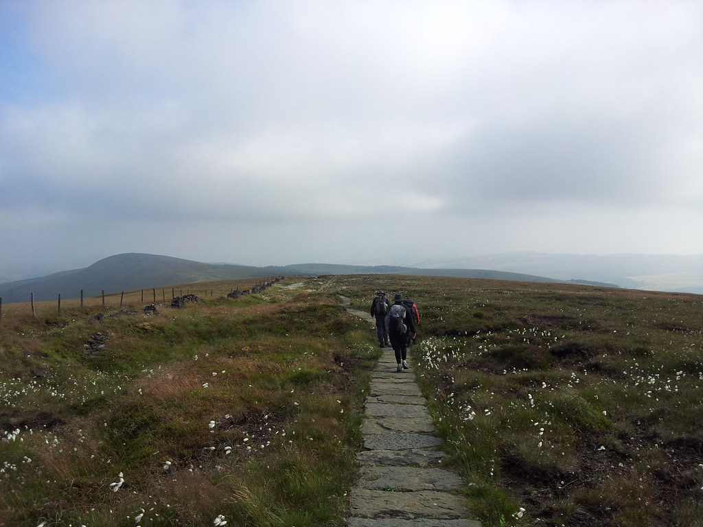Heading for Cats Tor
