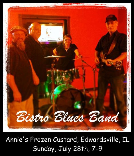 Bistro Blues Band 7-28-13