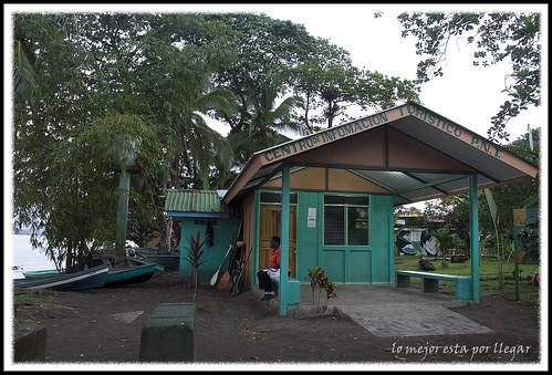 Centro de Información de Tortuguero, Costa Rica