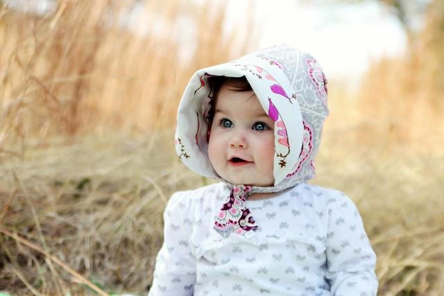Bonnet baby