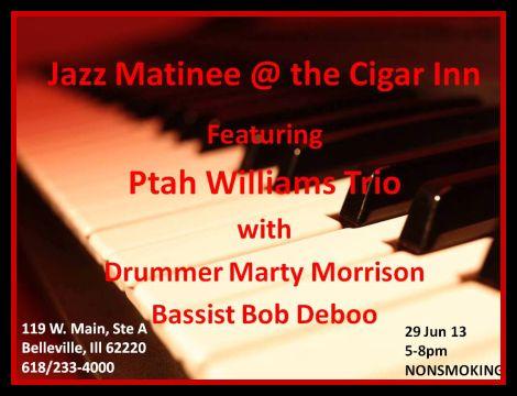 Cigar Inn 6-29-13 5-8pm