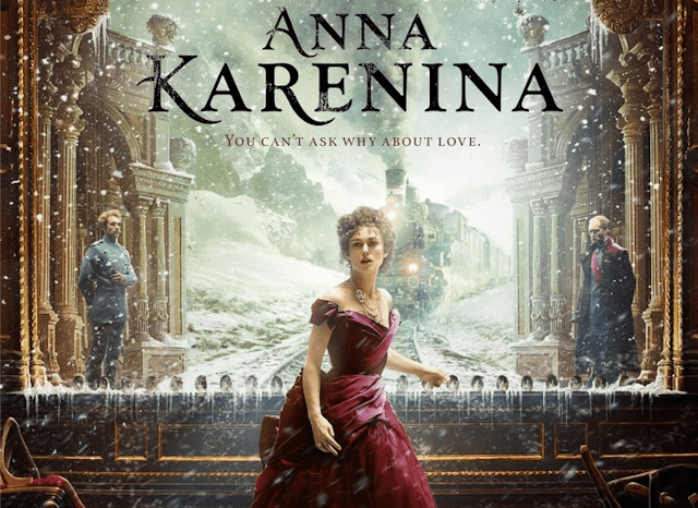 Vestuario Anna Karenina