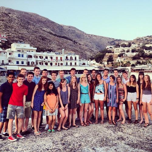 Crete Students