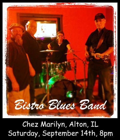 Bistro Blues Band 9-14-13