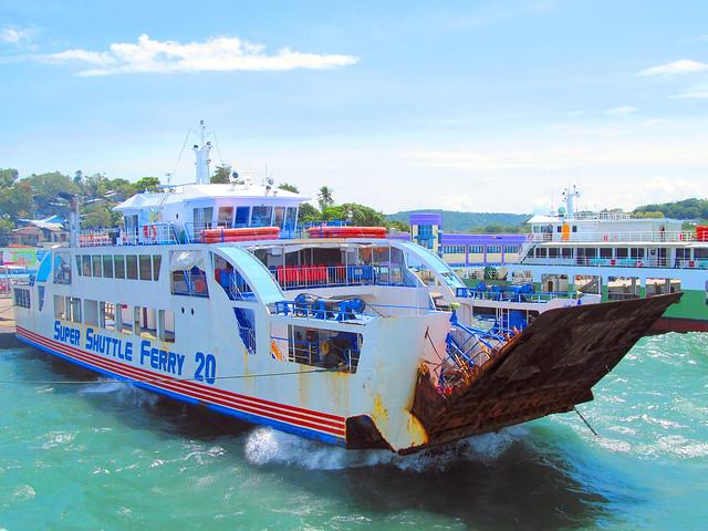 M/V Super Shuttle Ferry 20