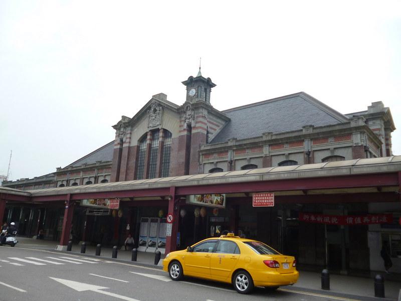 Taichung train station