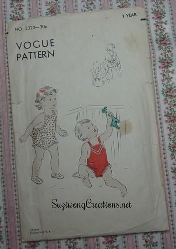 Vogue 2322 x1