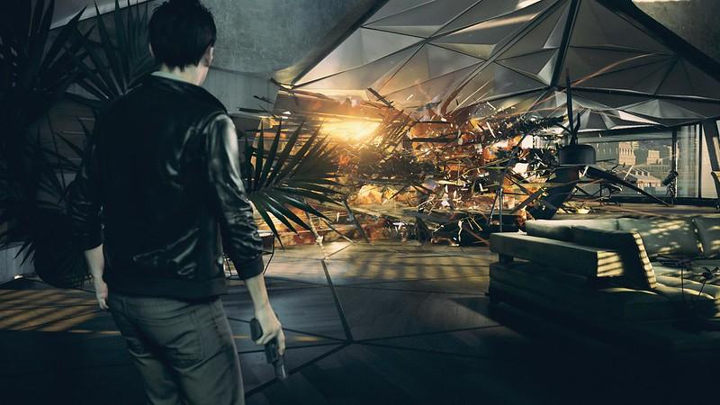 Microsoft: Quantum Break Is 'Not A Launch Title' 1