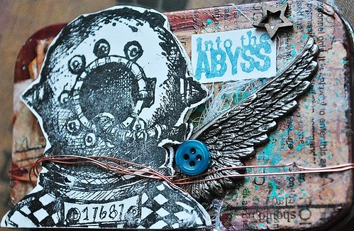 into the abyss altered tin, ALLassiter, VLVS