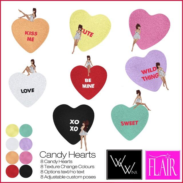 WWinx & Flair - Candy Hearts Vendor