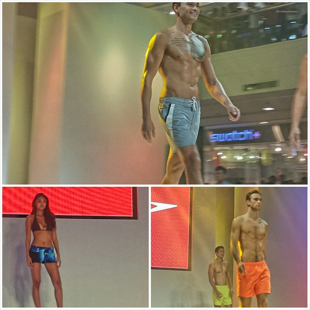 #GetSpeedoFit Speedo Spring/Summer 2015 Collection