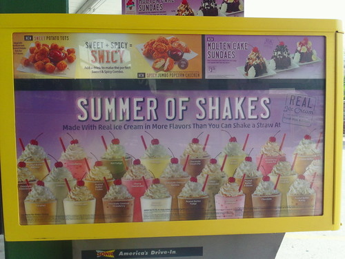 sonic summer of shakes