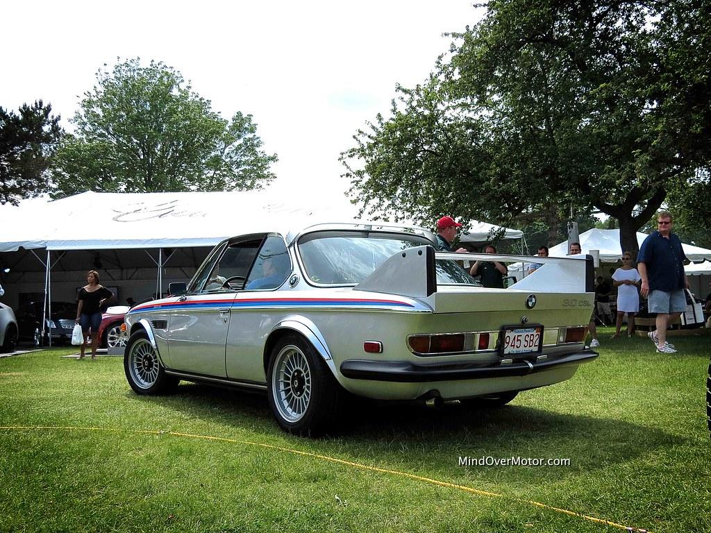 1974 BMW E9 3.0 CSL