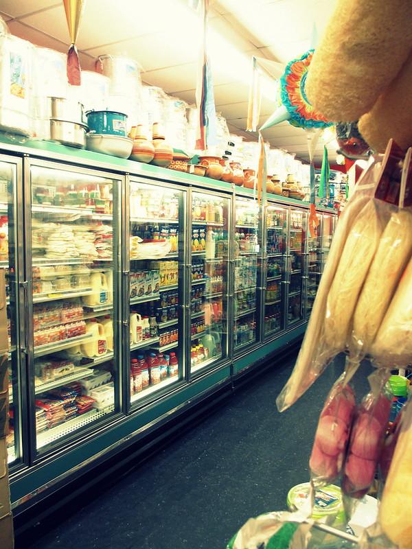 Las Palmas Refrigerated Items