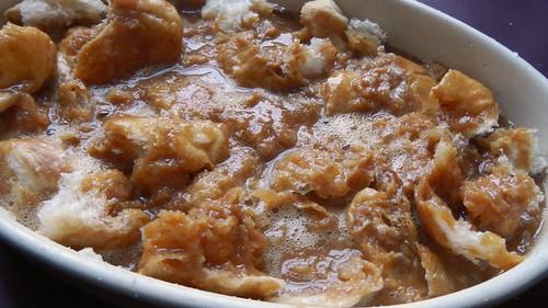 Bourbon Caramel Pudding 20