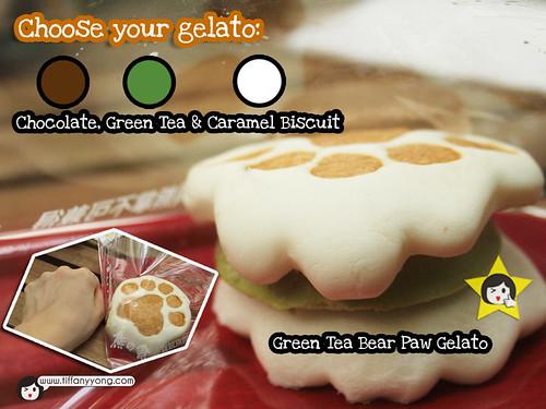 bear paw gelato