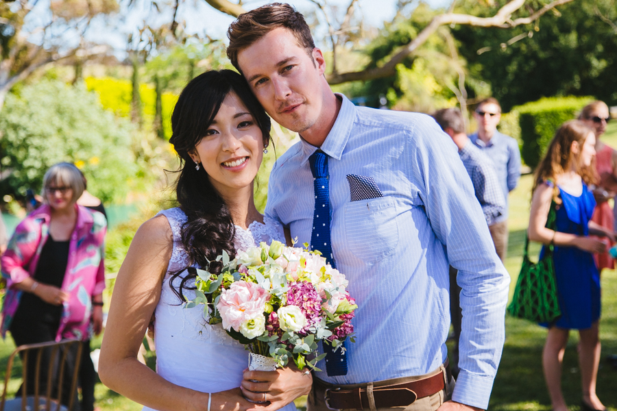 Sachi and Johnathan VDK's wedding