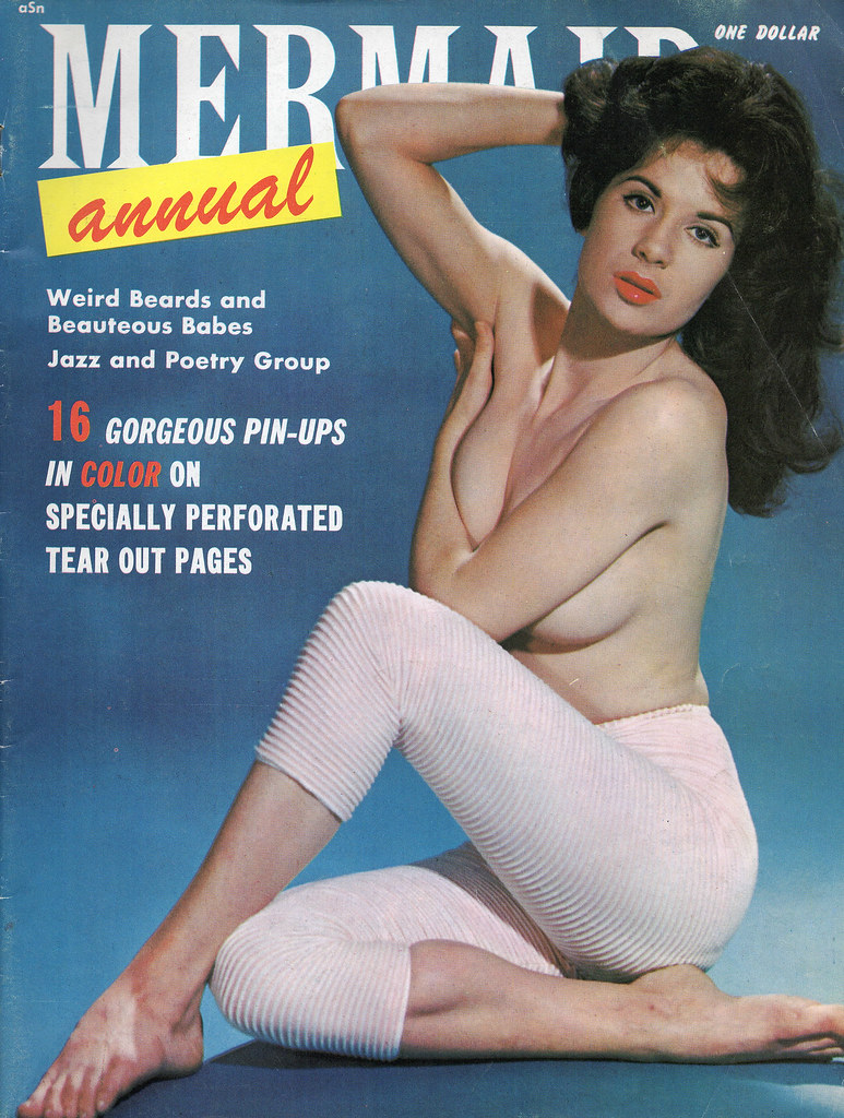 Mermaid Annual 1960 Mens Mag