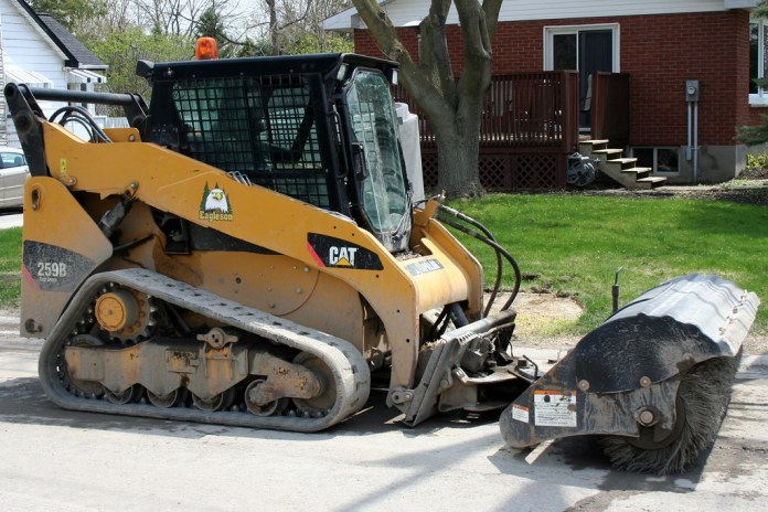 City Street Spring Cleaning Starts Tuesday, April 21, 2020