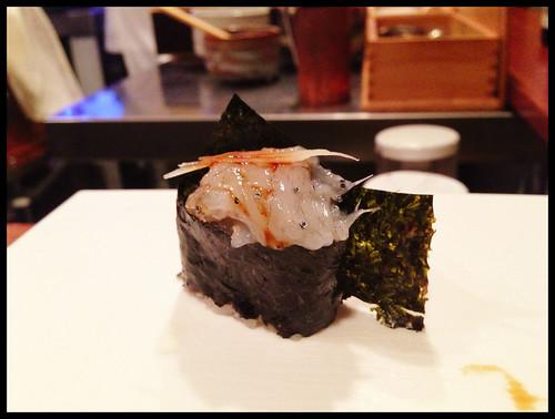 Shirasu (Baby Sardine)