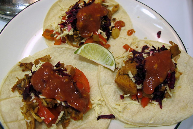 Vegan Carnitas