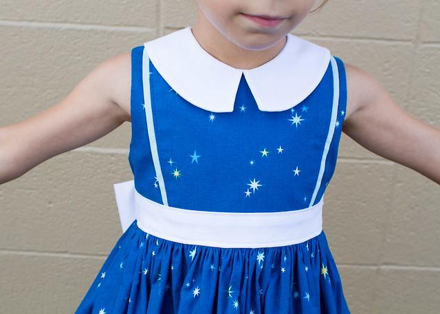 star star dress