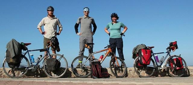 Cycling the Black Sea coast