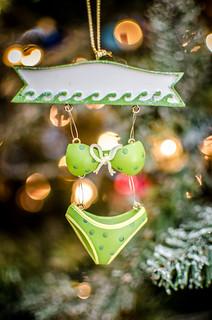 Bikini Ornament