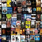 The 60 movies I saw in 2013. :)