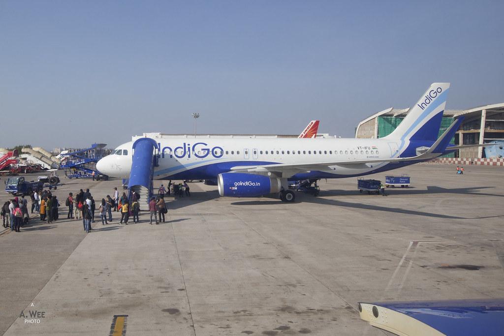 IndiGo A320