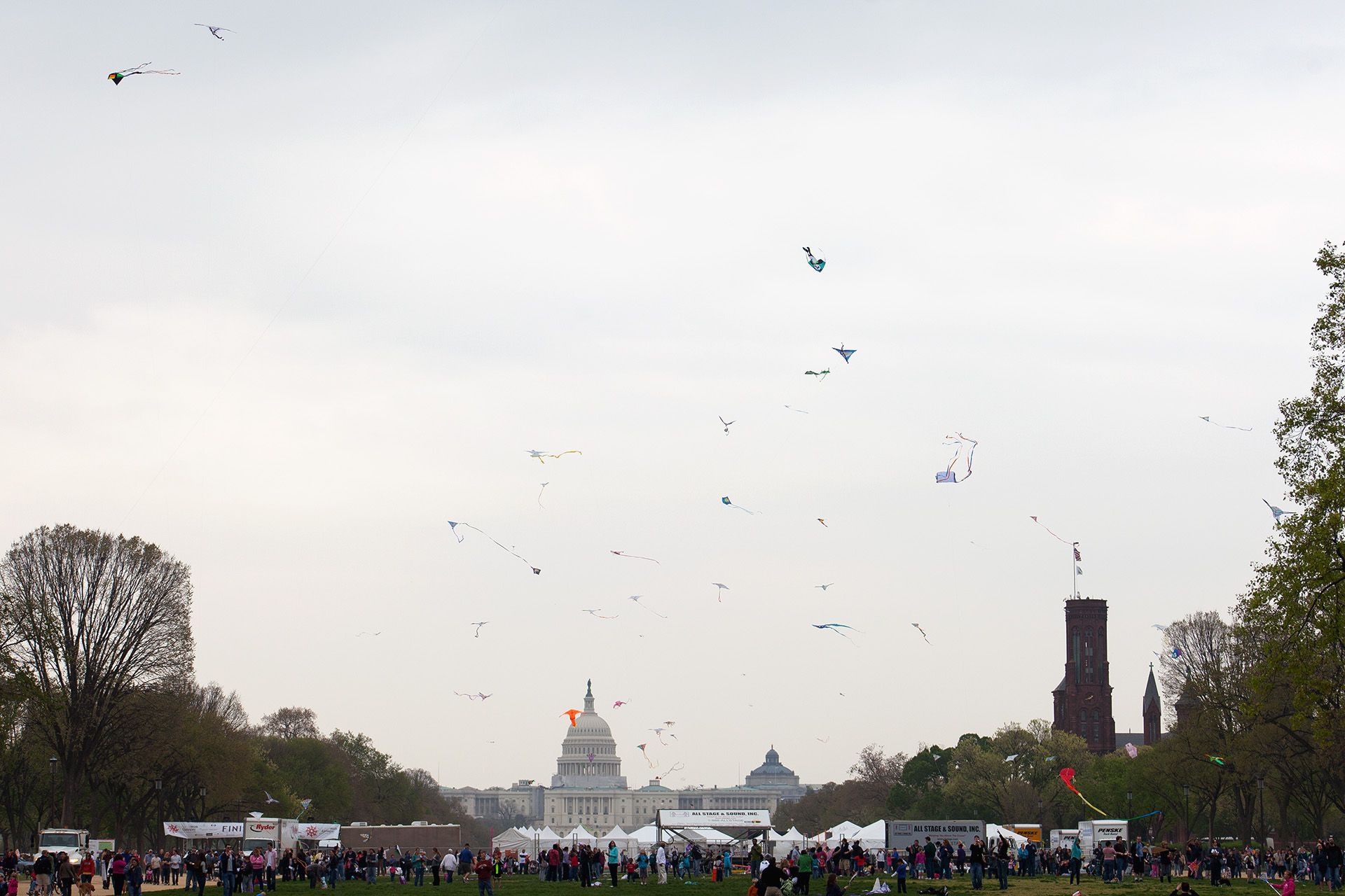 Kite Festival, National Mall.