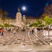 Seville Jan 2016 (12) 419 - Evening in Plaza Nueva