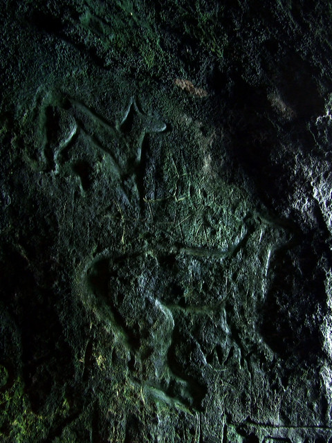 King's cave graffiti 6