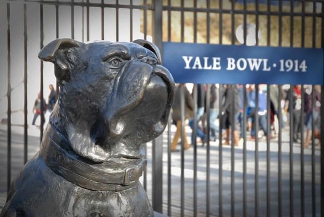 Yale Bowl, Yale University