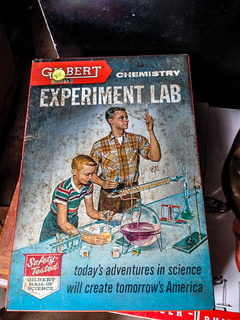 Gilbert Chemistry Experiment Lab