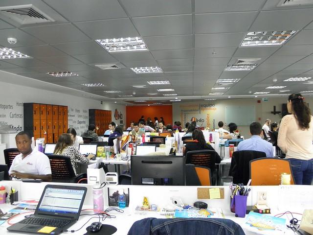 Oficinas de Linio Venezuela