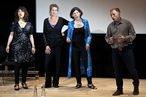 International Translation Day 2013, Helen Chadwick and singers