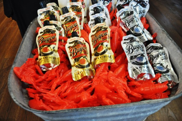 Bayou Rum in Pouches - Easy to Pack!