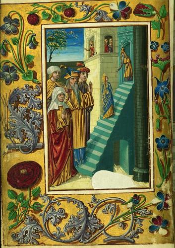 004-Fol. 13 v-W.420, Horas de Almugavar-1510-1520- The Digital Walters