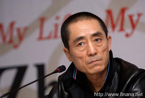 2014                        Jan                        10                                                                                Talking Entertainment: Zhang Yimou Fined 1.2 Million for Having Three Kids0 by cn8nana