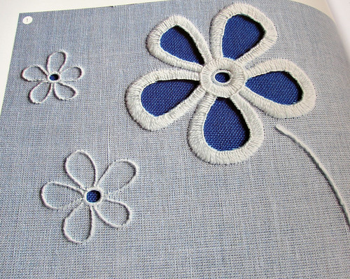 Cutwork from Mastering the Arty of Embroidery