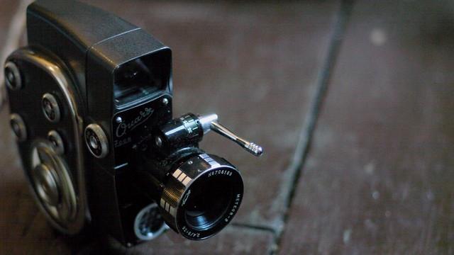 Quarz Zoom Hand Cranked 8mm