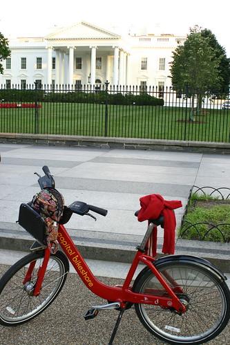 Obligatory White House photo